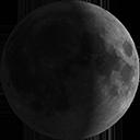 Перша чверть Місяця </br>(зростаюче півколо)