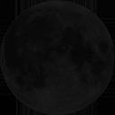 Молодий Місяць </br>(перший видимий серп)