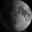 Зростаючий опуклий Місяць