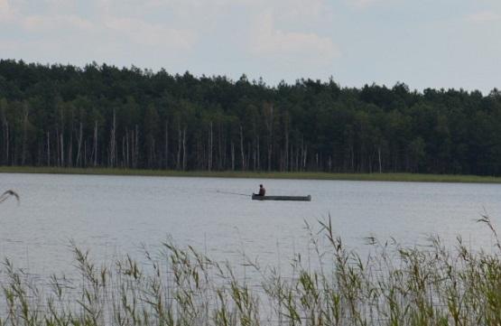 Озеро Чисте