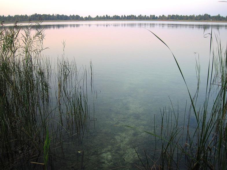 Озеро Дошне