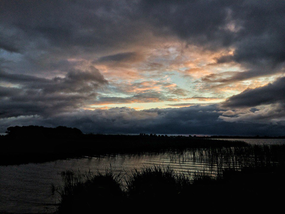 Озеро Любань