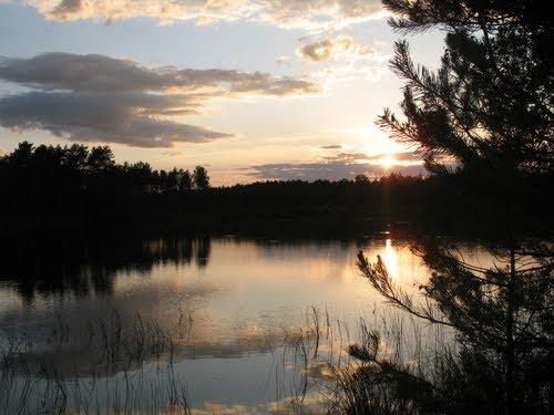 Озеро Мала Близна
