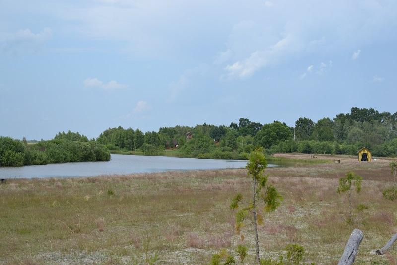 Озеро Теребовичі