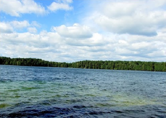 Озеро Туречне